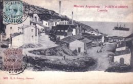 PORTOTORRES - PORTO TORRES - Miniera Argentiera - Laveria - - Italia