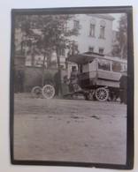 Dresden Haide-Bahn Dresden-Arsenal Schänkhübel  Carl Stoll 1900 ♥ (45997) - Tramways