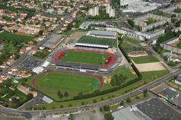 Niort (79 - France) Stade René Gaillard - Niort