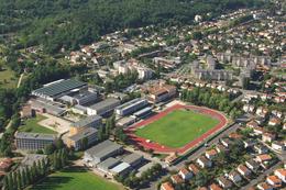 Cahors (46 - France) Stade Pierre Ilbert - Stades
