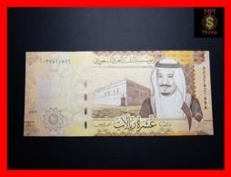 SAUDI ARABIA 10 Riyals  2016 P. 39 A  UNC - Saudi Arabia