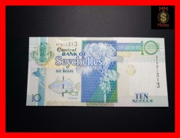SEYCHELLES 10 Rupees 2008  P. 36 B  UNC - Seychellen