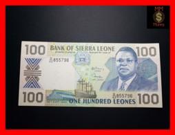 SIERRA LEONE 100 Leones 26.9.1990 P. 18 C  UNC - Sierra Leone