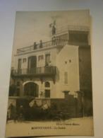 CPA ,Montpeyroux,la Kasbah,puy De Dome 63,écrite Environ 1920,TBE - Autres Communes