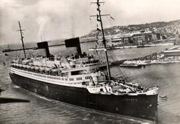 D 4038 - Le Havre (76) Entrée Du Liberté  (  Paquebot  ) - Port