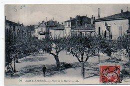 83 - SAINT-RAPHAEL - Place De La Mairie - Saint-Raphaël