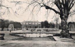 CPA   ALLEMAGNE---DARMSTADT---ORANGERIE - Darmstadt
