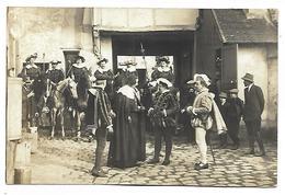 MONTLHERY - Souvenir De La Fête De Pâques  1914 - CARTE PHOTO - Montlhery