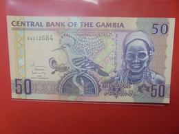 GAMBIE 50 DALASIS 2006 PEU CIRCULER/NEUF (B.12) - Gambia