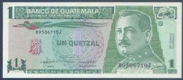 Ref. 2658-3081 - BIN GUATEMALA . 1992. GUATEMALA 1 QUETZAL 1992 - Guatemala