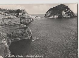 S.ANGELO D'ISCHIA PENSIONE AMERICA PANORAMA.VIAGGIATA--1955.FG-MT-4442 - Napoli (Naples)