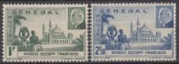 N° 177 Et N° 178 - X X - ( C 467 ) - Senegal (1887-1944)