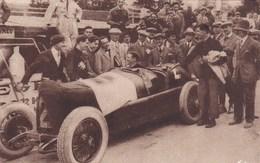 Grand Prix D'Europe 1925 - Le Gagnant Ascari Après Sa Victoire - Alfa-Romeo - Sport Automobile
