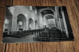 12307-             ABBAYE DE CLERVAUX, INTERIEUR DE L'EGLISE - Clervaux