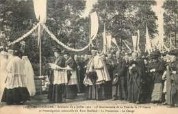 Peruwelz - Bonsecours - Souvenir Du 4 Juillet 1910 - 25e Anniversaire De La Pose De La 1ere Pierre - Péruwelz