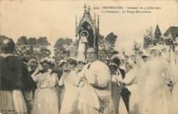 Péruwelz - Bonsecours - Souvenir Du 4 Juillet 1910 - La Vierge Miraculeuse - Péruwelz