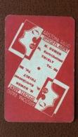 Speelkaart Aristona Radio - M. Dumon Thielt Kortrijkstraat Tielt - Speelkaarten