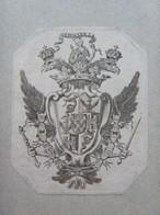 Ex-libris Italien - XVIIIème - ARCHINTO (Milan) - Bookplates