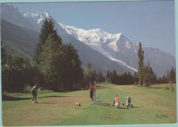 CPM:  Parcour De GOLF,  Cliché MYTHRA   (F828) - Golf