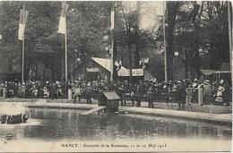 NANCY Souvenir De La Kermesse 1913 - Nancy
