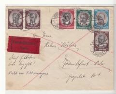 Germany / Express Mail - Germany