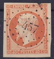 1853-1860 Napoléon III   N°16 - 1853-1860 Napoleone III