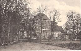Rittergut BELLIN Bei Zehna Nahe Güstrow Dorfkirche Ungelaufen Sehr Gut Erhalten Ungelaufen - Guestrow