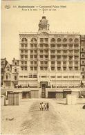 Blankenberghe , Continental Palace Hôtel - Blankenberge