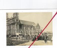 CP 62 -  RICHEBOURG L'AVOUE  -  Bénédiction De L'église Reconstruite, 9 Juin 1949 - France