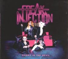 FREAK INJECTION - Daddy Is The Devil - CD - Rock
