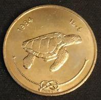MALDIVES - 50 LAARI 1984 - KM 72 - Tortue - Turtle - Maldives