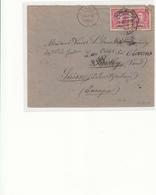 Angola / Postmarks / Switzerland - Angola