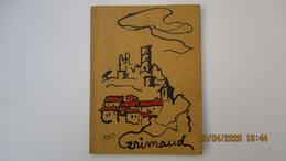 MONOGRAPHIE DE GRIMAUD (VAR) Par J. CARMAGNOLLE 1951 - Côte D'Azur