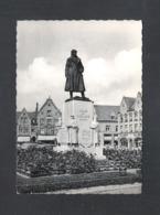 DIKSMUDE -  MONUMENT GENERAAL JACQUES - NELS    (10.135) - Diksmuide