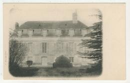 49 - Fontevrault - Logis Bourbon - France