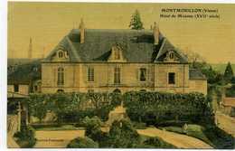 86 - MONTMORILLON - Hôtel De Moussac - Montmorillon