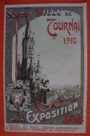 Tournai. Exposition Du Livre 1910. Ecole St Luc - Tournai