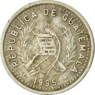 Monnaie, Guatemala, 10 Centavos, 1995, TB+, Copper-nickel, KM:277.6 - Guatemala