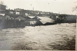 CASTRES - Carte Photo Inondations 1930 - Castres