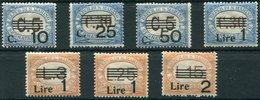 (TV01491) San Marino 1936-39 Stamps - Impuestos