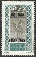 SOUDAN   1925 - YT 39  - Oblitéré - Used Stamps
