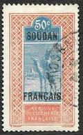SOUDAN   1925 - YT 40  - Oblitéré - Used Stamps
