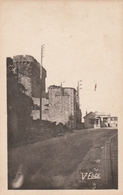 Rare Cpa Avranches Place D'Estouteville - Avranches