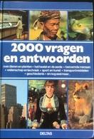 (193) 2000 Vragen En Antwoorden - Emmanuel De Vocht - Deltas - 317p. - Enciclopedie