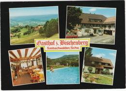 Sasbachwalden - Gasthof U. Pension Z. Bischenberg - Schwarzwald - (D.) - Schwimmbad - Sasbach