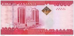 TANZANIA P. 44a 10000 S 2010 UNC - Tanzanie