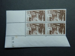 Maroc Yvert 182 Coin Daté 26.11.40 - Ongebruikt