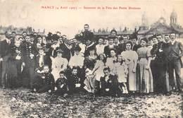 54-NANCY- 4 AVRIL 1907 SOUVENIR DE LA FÊTE DES PETITS BRUTIONS - Nancy