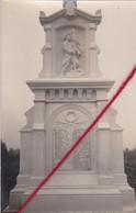 CP 62 -    VIEILLE CHAPELLE  -Monument Aux Moirts, Inauguration Le 19.10.1924   -carte-photo - France