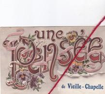 CP 62 -    VIEILLE CHAPELLE    -    Une Pensée De .... - France